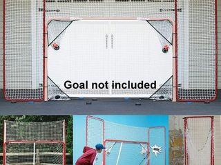 EZGoal Hockey Backstop Kit with Targets