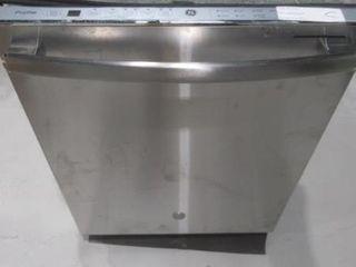 As Is  GE Profile 24  Built In Stainless Steel