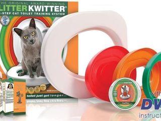 litter Kwitter 9369999001797 Cat Toilet Training