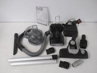 Used  BlACK DECKER BDH2020FlFH MAX lithium Flex