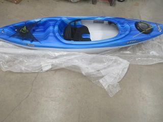As Is  Recreational Angler Sit On Top Kayak