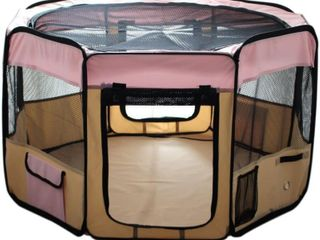 ESK Collection 48  Pet Puppy Dog Playpen Exercise