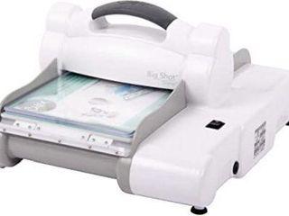 Sizzix 660540 Big Shot Express Machine Only  White