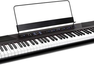 Alesis Recital 88 Key Digital Piano w  Full Sized