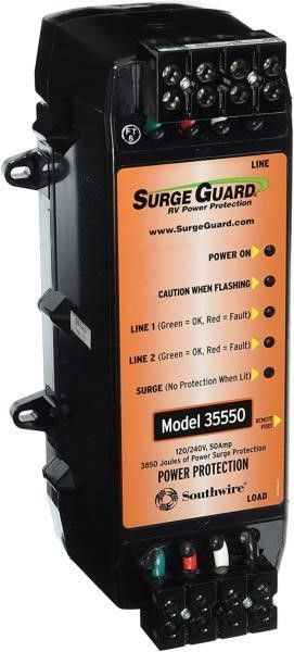 Surge Guard 35550 Hardwire Model   50 Amp