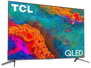 TCl 55  5 Series 4K UHD Dolby Vision HDR QlED Roku