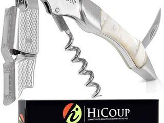 HiCoup Kitchenware Corkscrew Wine Opener   Bottle