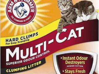 A H Multi Cat litter 18kg Superior Odour Control