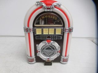 As Is  Crosley Collector s Edition Miniature