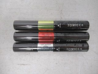 TOMICCA Holographic Chrome Pigment Mirror Effect