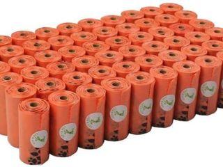 PET N PET Poop Bags Earth Friendly 1080 Counts 60