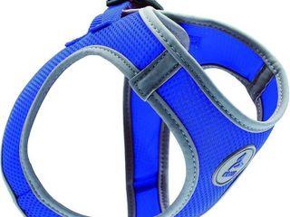 KRUZ PET KZA306 02l Reflective Mesh Dog Harness