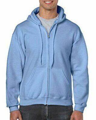 Gildan Men s SP Fleece Zip Hooded Sweatshirt