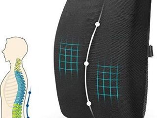 Mkicesky lumbar Support Back Pillow for Office