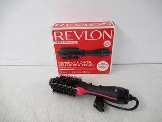 Used  Revlon One Step Hair Dryer   Volumizer Hot