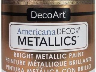 Decoart Ameri Deco MTlC Ant Bronze Americana Decor