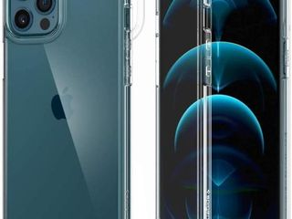 Spigen Ultra Hybrid Works with Apple iPhone 12 Pro
