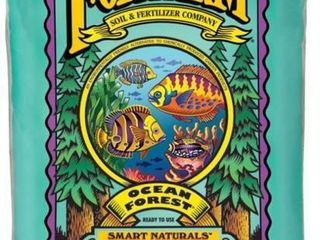 FoxFarm Qt FX14053 Ocean Forest Soil Bag  12