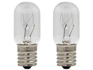 2Pk lava lamp 15 Watt Replacement Bulb   5015 6