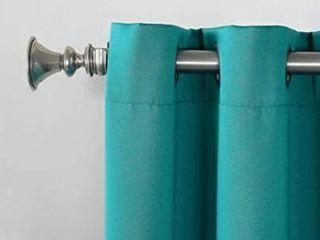 Sun Zero Becca Energy Efficient Grommet Curtain