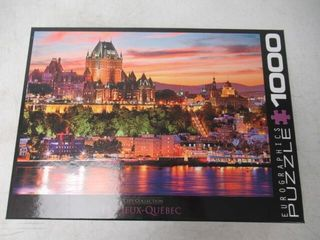 As Is  Eurographics 6000 0763 le Vieux Quebec