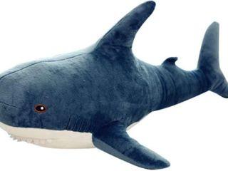 STOBOK Stuffed Animal Toy Plush Shark Toy Cartoon