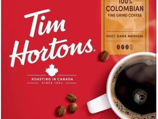 Tim Hortons Colombian Coffee  Single Serve Keurig