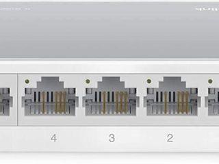TP link 5 Port Fast Ethernet Switch Desktop