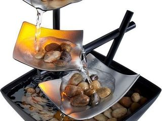 Homedics Relaxation Indoor Tabletop Fountain