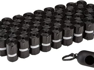 600Pk Unscented Standard Dog Poop Bags with