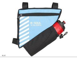 2  B SOUl Waterproof Bike Triangle Bag For