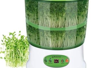 Moistenland Bean Sprouts Machine  Automatic Seeds