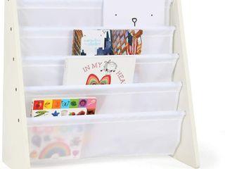 Humble Crew Kids Book Rack Storage Bookshelf