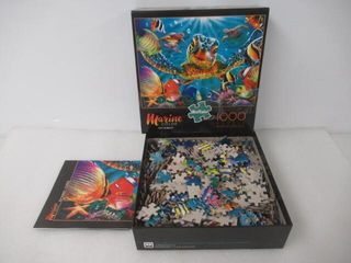 As Is  Buffalo Games   Tiny Bubbles   1000 Piece