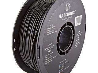 HATCHBOX PlA 3D Printer Filament  Dimensional