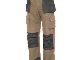 Caterpillar Men s 34x32 Trademark Trouser  Dark