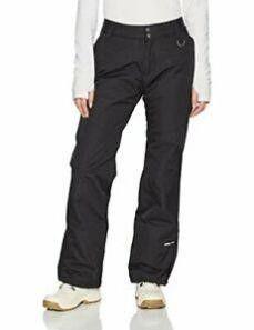 Arctix Women s XS Insulated Snow Pants  Black