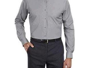 Van Heusen Men s Xl Size FIT Dress Shirts Poplin