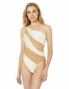 Norma Kamali Women s SP Snake Mio  White with Nude