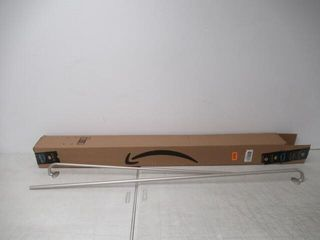 As Is  Room Darkening Curtain Rod   88  to 120