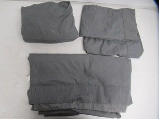 Used  4 PCs Bedsure Single Bedding Set  Fitted