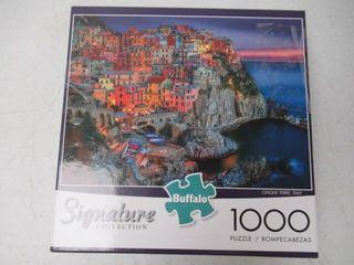 As Is  Cinque Terre   1000 Piece Jigsaw Puzzle