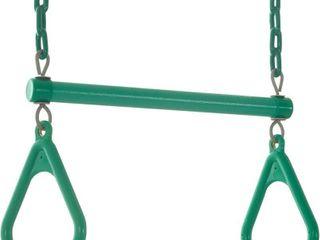 Swingan Trapeze Swing Bar Vinyl Coated Chain