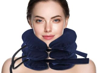 Cervical Neck Traction Device  Inflatable