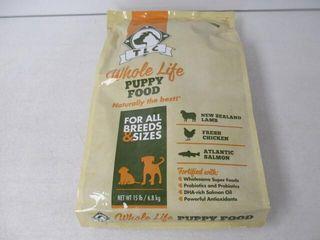 TlC Whole life Puppy Food  6 8kg