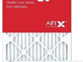 AIRx AllERGY 6 Pk 16x20x1 MERV 11 Pleated Air