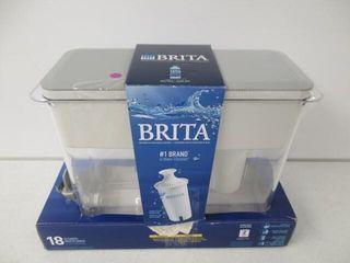 As Is  Brita UltraMax Water Filter Dispenser with