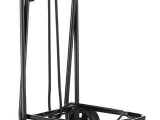 Travel Smart 75lb Folding Multi Use Cart  Black