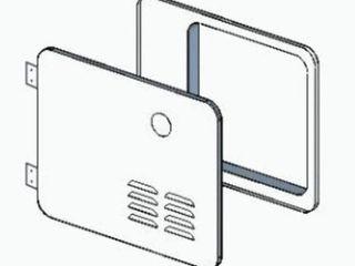 Girard Products llc 2GWHDA6 Door Kit for Gswh 2