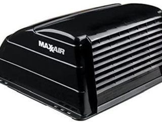 Maxxair 503 1504  00 933069  Black Vent Cover